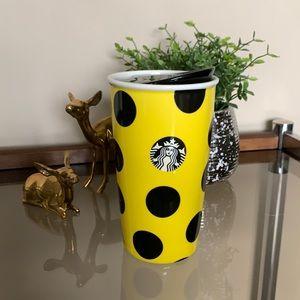 Bundle 3/$35 ⭐️ Starbucks Polka Dot Tumbler